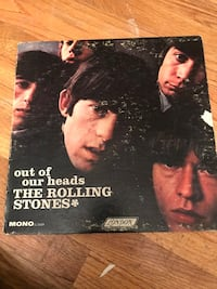 1965 The Rolling Stones- Out Of Our Heads - Mono - 12 in vinyl LP - US