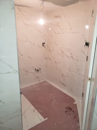 Offering our services we do :tile,floors,painting and more