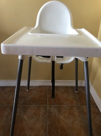 High chair - highchair Brampton, L6P 2E6