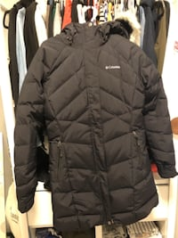 Columbia Winter Parka Lay D Down Jacket TORONTO