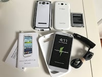 Samsung Galaxy SIII smartphone with Mophie Juice pack, plus accessories  Alexandria