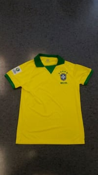 2019 Brazil Jersey + Shorts (New) Toronto, M5S 1Y3