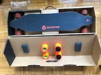Boosted 2nd Gen Dual + XR Electric Longboard  Washington, 20009