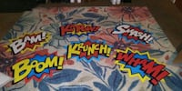 Super hero party decor with misc items $150/obo Columbus, 43209