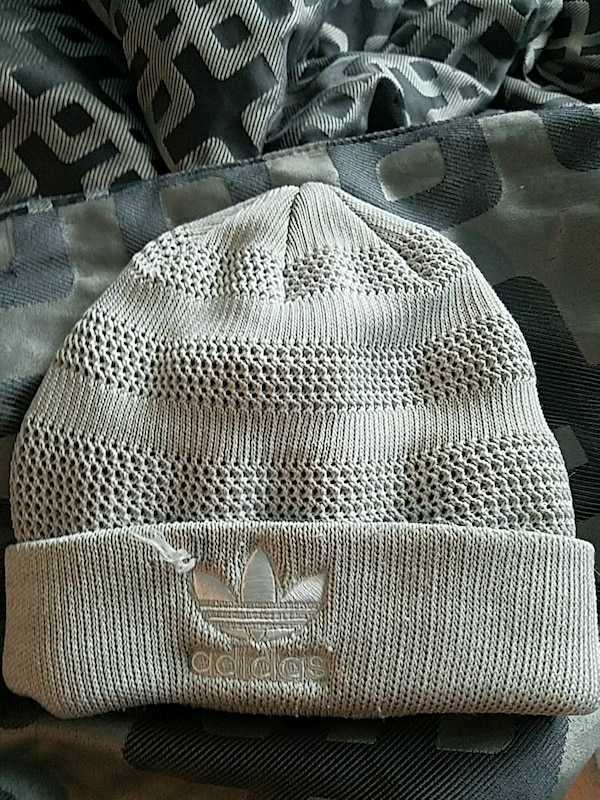 b763fbaa769 Used gray Adidas beanie hat for sale in Seattle - letgo