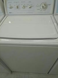 white top-load clothes washer Mount Clemens, 48043