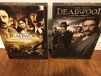Deadwood DVDs Guelph, N1H 6V9