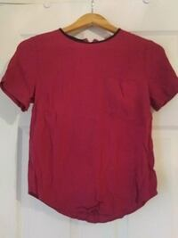 Purple top from Forever 21. Size small.