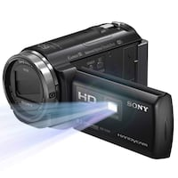 Sony Camera Built-In Projector Edmonton, T6T