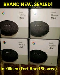Google Home Mini (brand new, sealed)  1273 mi