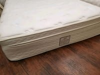 Double mattress.  Pillowtop  delivery 30 Edmonton, T5M 0W6