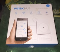 Wink Connected Home Hub Reston, 20191