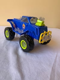 Design & Drill Monster Truck Sterling, 20164