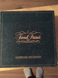Trivial Pursuit: Genius Edition Edmonton, T5K 0X9