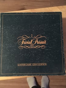 Trivial Pursuit: Genius Edition