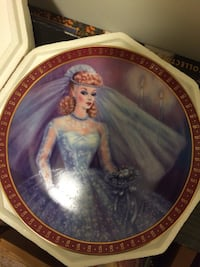 Limited Edition Barbie plate  Summerville, 29461