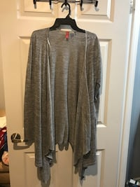 XL Grey Cardigan Milton, L9T 7A4