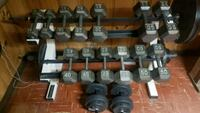 All weights beach and weight rack Lancaster, 17601