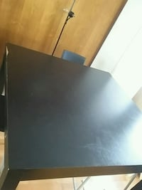 Wood dinning table Langley
