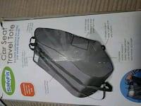 NEW CHILD CARSEAT TRAVEL TOTE with wheels Kenner, 70062