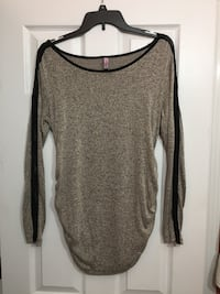 Maternity sweater with lace down the arms Theodore, 36582