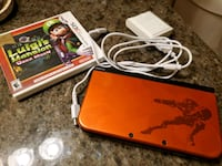 Nintendo 3DS with Luigi's Mansion and Zelda game Anderson, 29625
