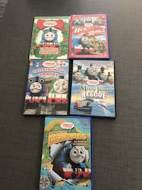 four assorted DVD movie cases Warman, S0K 4S1
