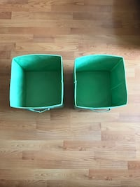 Collapsible storage cubes Guelph, N1H 8C8