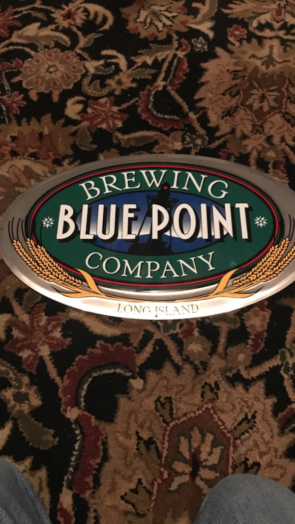Blue Point Brewing Company Signage
