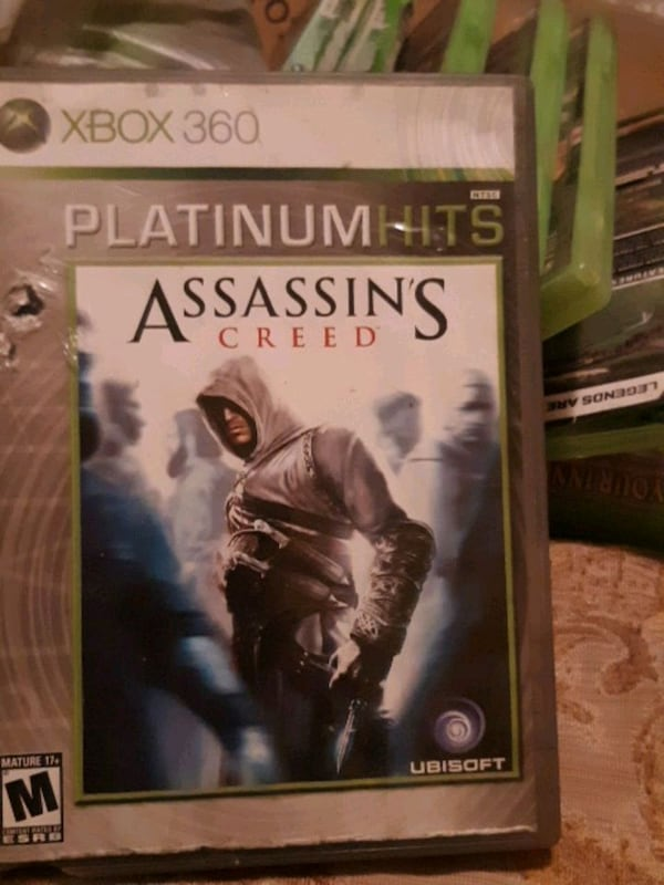 Xbox 360 Assassins  creed  33e8247a-178f-43ab-adde-f2503edb0b9d