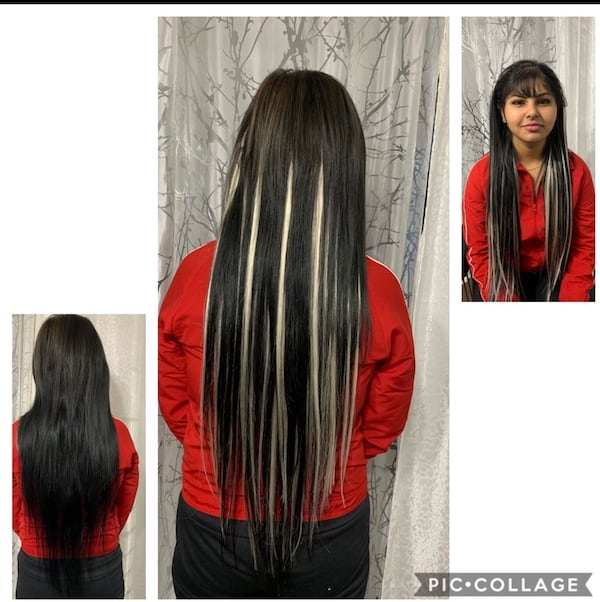 Hair extensions tap in or microbeads and Nail tip and Nano beads f47bb6e6-1e43-46d1-a196-92f221b0d7b5