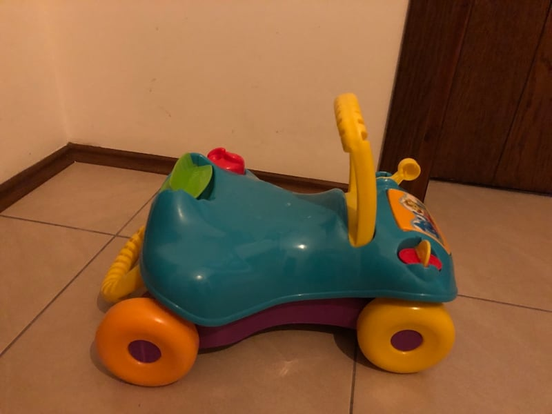 Playskool ilk arabam 1