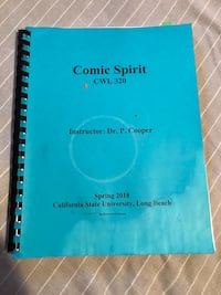 Comic spirit csulb Los Angeles, 90001