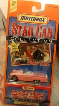 Matchbox star car collection happy Days .