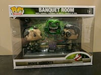 Funko Pop banquet room Vaughan