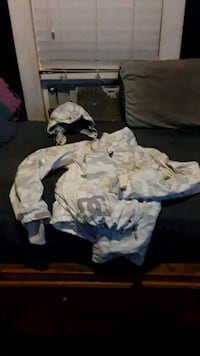 DC snowboard jacket with detachable hood  Hollister, 95023