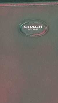 2 real coach purses Kenmore, 14217