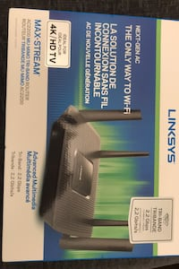 Links us Tri-band AC2200 router Markham, L3S 3W6