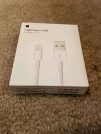 OEM IPhone Lightning USB charging Cable $12 firm Mississauga, L5W 0E7
