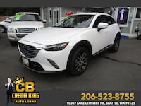 2016 MAZDA CX-3 Grand Touring Seattle, 98125