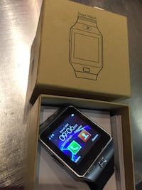 Smart Watch - Android- New in Box,  Bluetooth, Email, Watch, Camera, Music, Text Savage, 55378