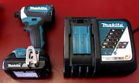 Makita XDT13 Impact Wrench/Driver Norfolk