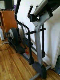 black and gray elliptical trainer Rochester