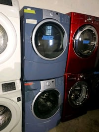 Kenmore front load Washer and dryer set working perfectly