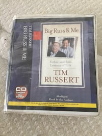 Tim Russert father & son lesson in life CD Toronto, M4G 4K3