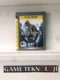 PS3 ASSASSINS CREED 10TL GAMETEKNOLOJI Kılıç Reis Mahallesi, 35280
