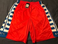 Nike mens XXL elite basketball shorts .... new with tags Athens, 37303