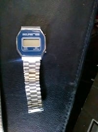 blue and gray digital watch Phoenix, 85022
