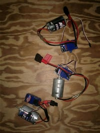 TRAXXAS RC BRUSHED MOTOR AND ESC COMBOS   Traxxas XL5 12T brushed moto