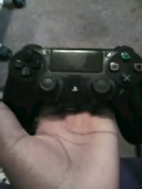 black Sony PS4 game controller Lithia Springs, 30122